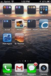Mobile App 7